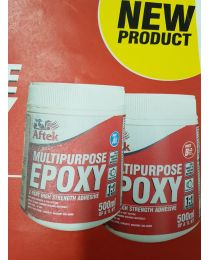 AFTEK MULTIPURPOSE EPOXY - 1LTR KIT