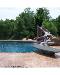 MONDO DIVING PLATFORM - Grey granite